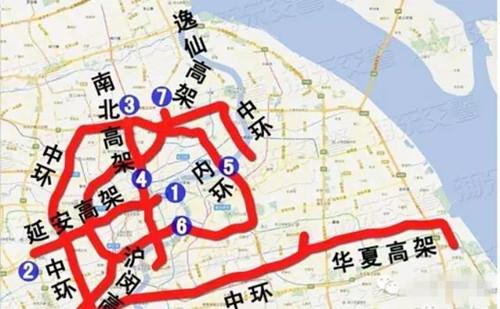 上海以后有没有可能限行早晚高峰外地车不能到