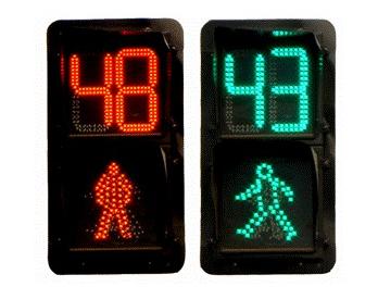 最新交通信号灯图解